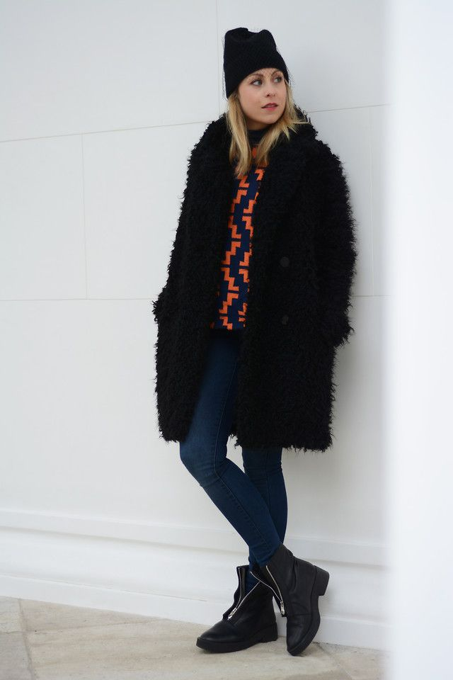 734980cc018 Image result for black teddy bear jacket outfit