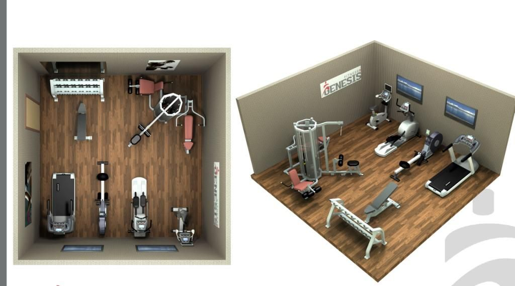 home gym ideas bing images workout room in 2018 pinterest fitnessstudio zu hause. Black Bedroom Furniture Sets. Home Design Ideas