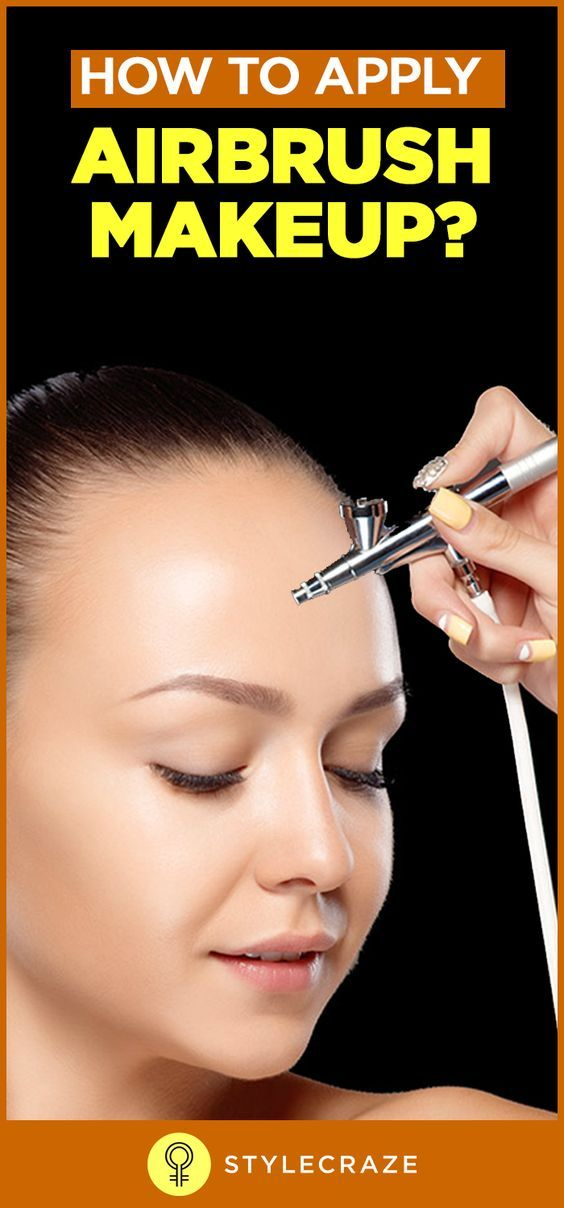 TEMPTU Airbrush Makeup Tutorial - Sazan |Makeup Tips For Airbrush