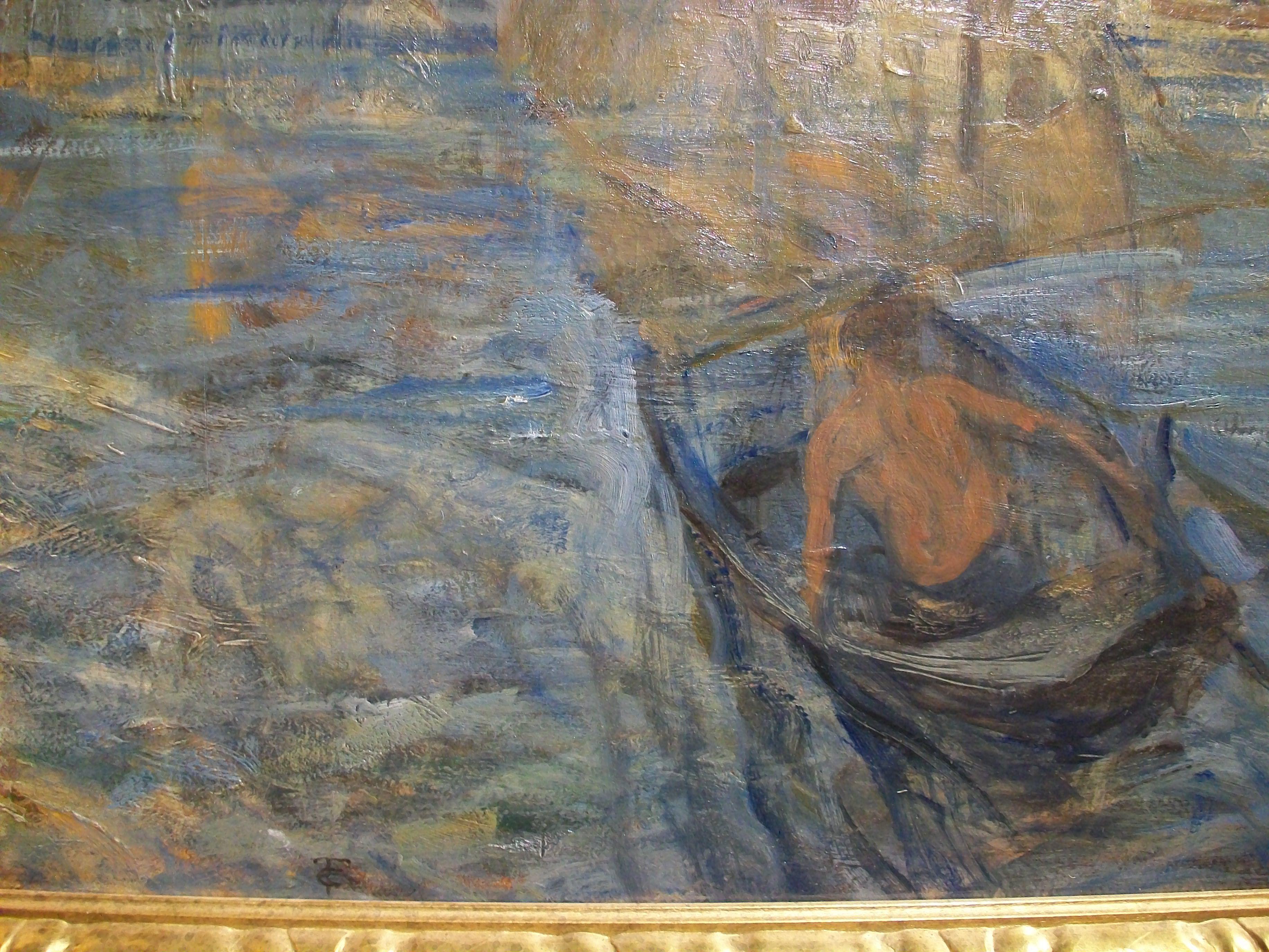 GIACOMO CARAMEL - VENICE - ITALY www.antichitapietrolupi.com