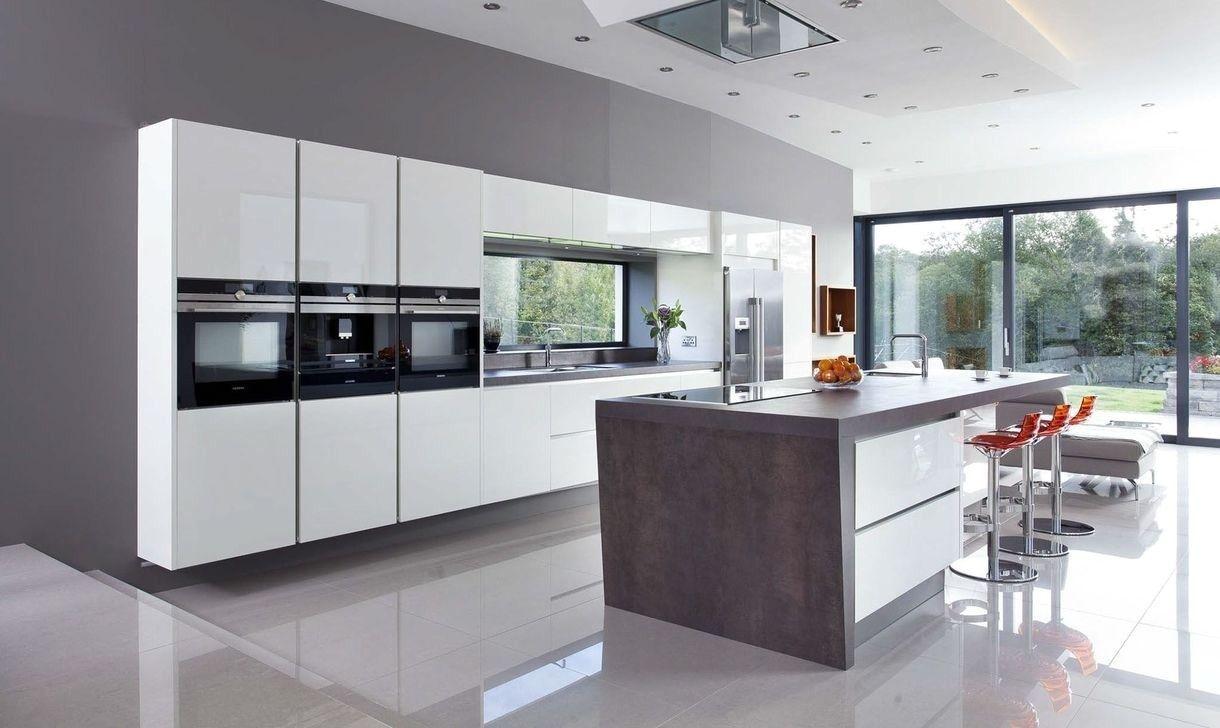 Amazing Contemporary Kitchen Design Ideas Frugal Living Contemporary Kitchen Contemporary Kitchen Design Modern Kitchen