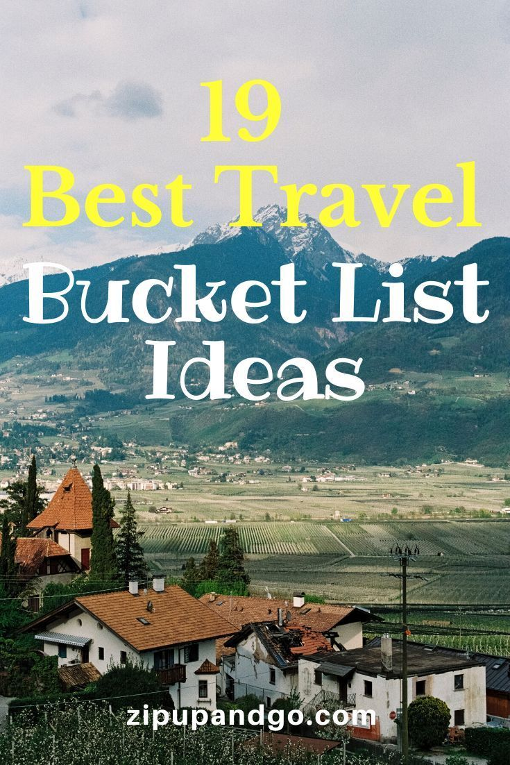 We all need some inspiration and motivation in life, and that is why we have listed down our travel bucket list ideas to inspire you to take action now! #travelbucketlist #bucketlistideas #inspiration #motivation #inspiretotravel
