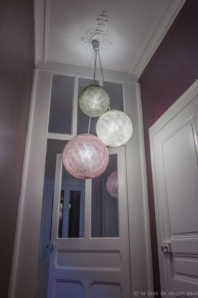 luminaires coupoles   la case de cousin paul   Home deco