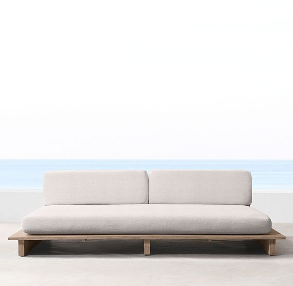 Maldives Daybed Outdoor Daybed Cushion Daybed Cushion Outdoor Daybed