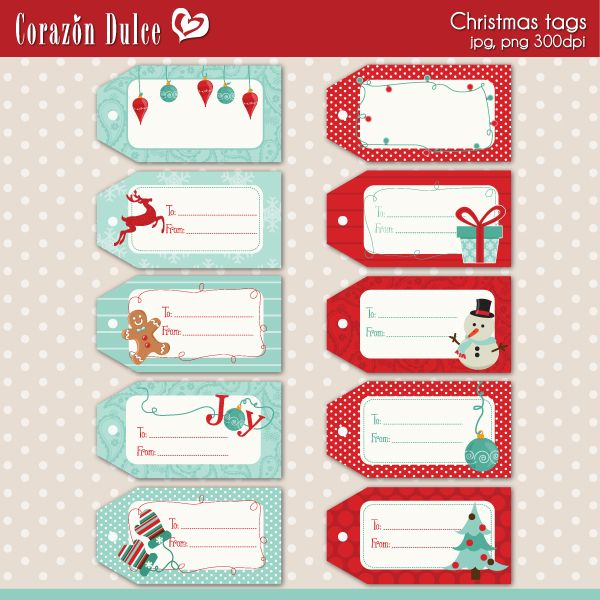 These Beautiful Templates Are Perfect For Gif Tags, Thank You
