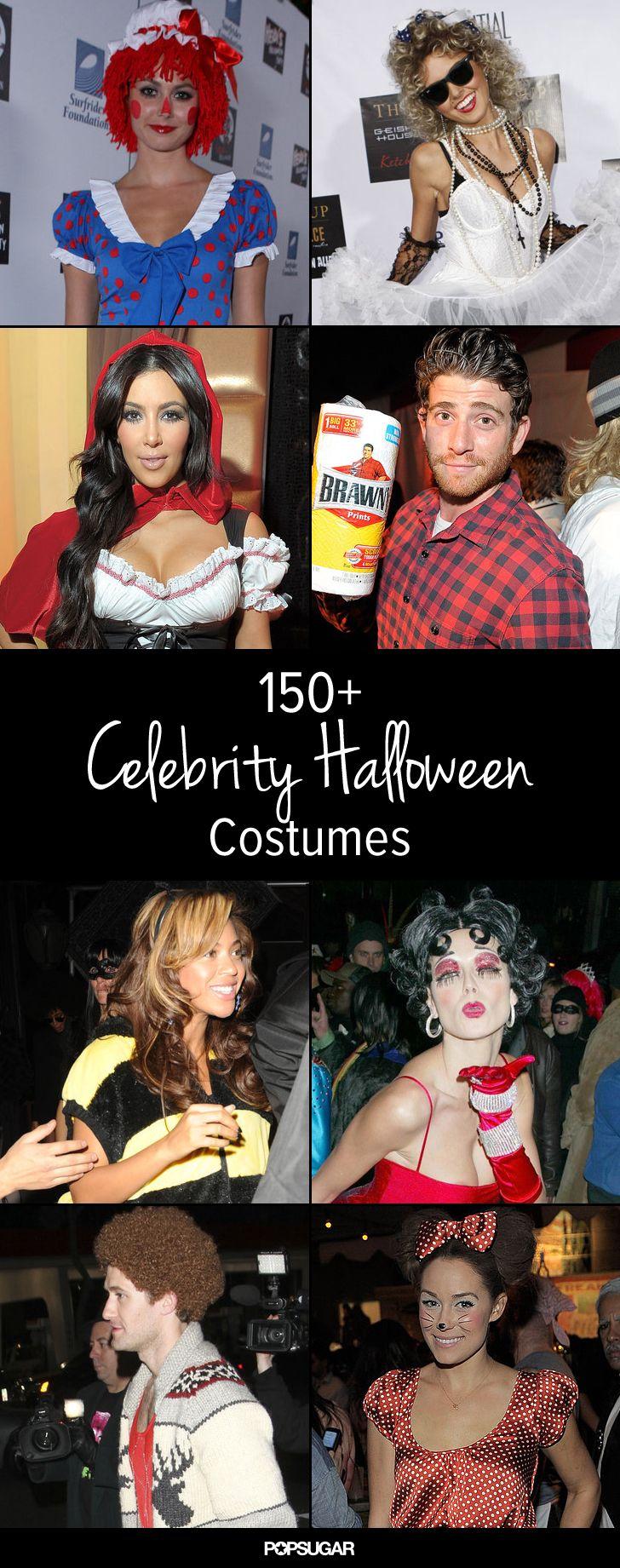 Over 250 Celebrity Halloween Costumes!   Celebrity halloween ...
