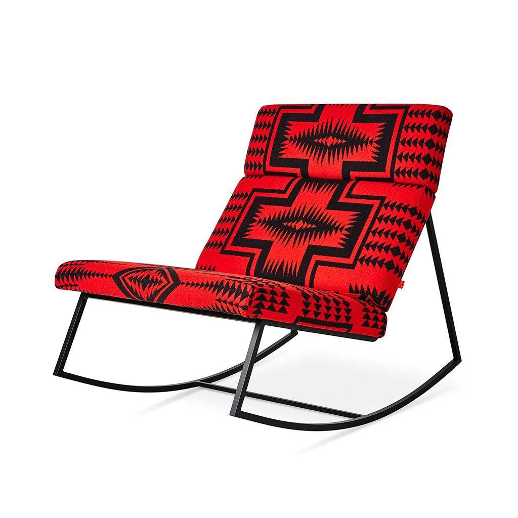 Gus* X Pendleton GT Rocker   Chairs U0026 Gliders   Gus* Modern