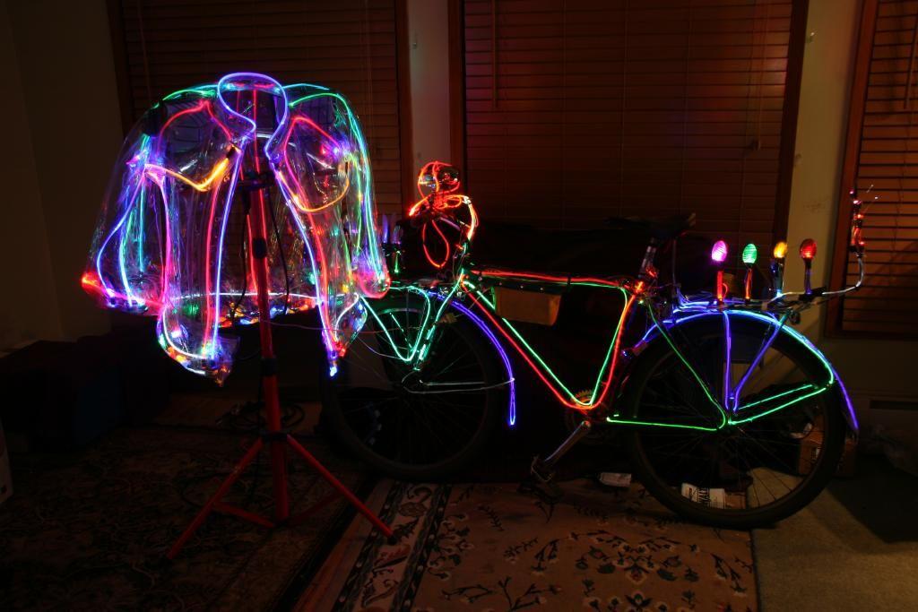 Explore light art christmas lights and more
