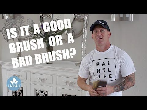 Are expensive paint brushes worth the price? | Home and Garden | host.madison.com