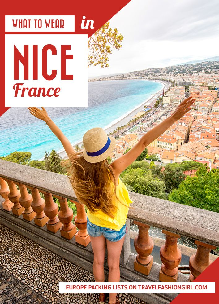 What To Wear In Nice Summer Fashion In The South Of France Nice