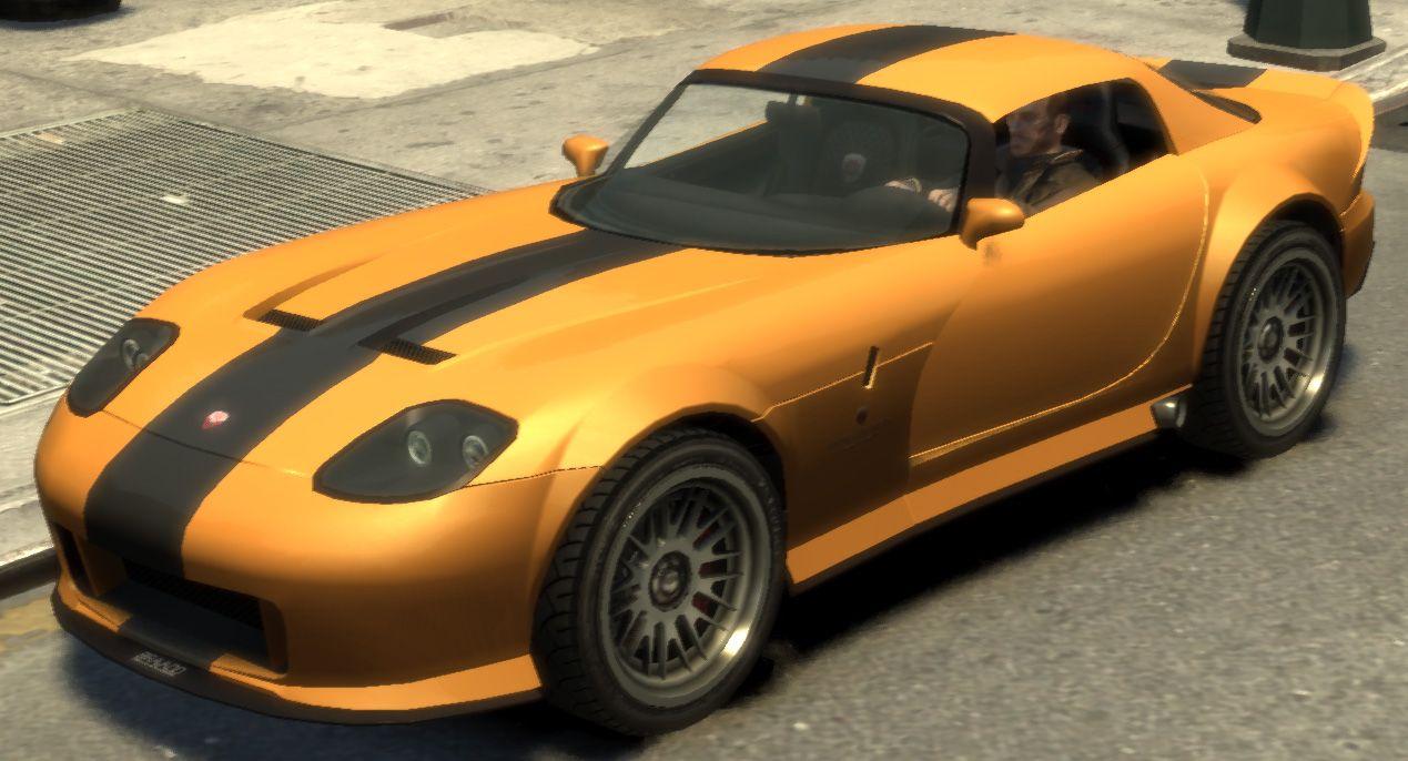List Of Cool Cars | GTA IV Cool Car of the Week: Bravado Banshee ...