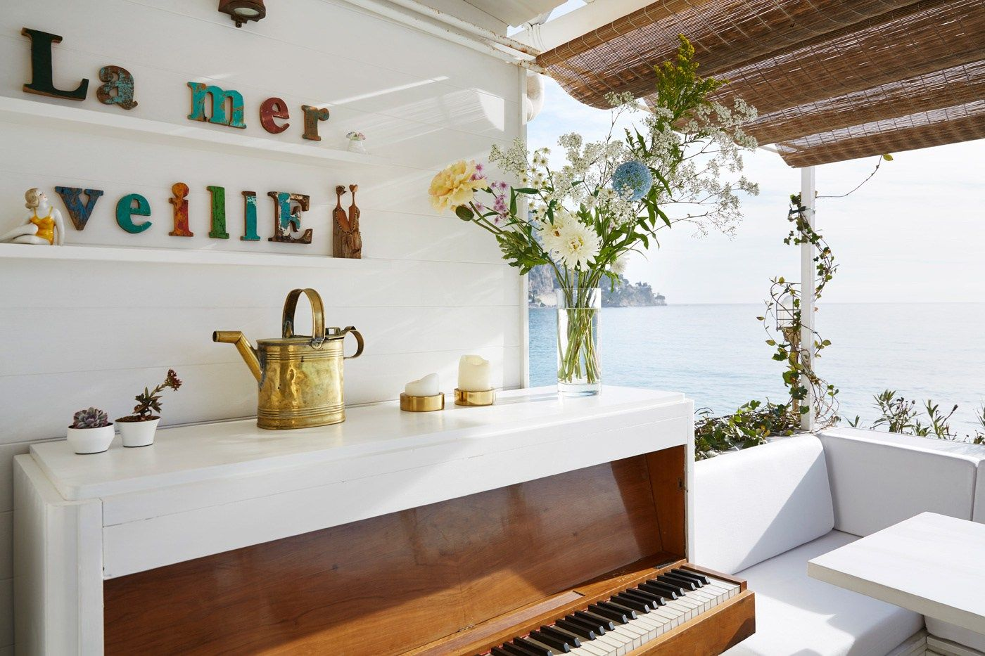 La mer veille... - PLANETE DECO a homes world