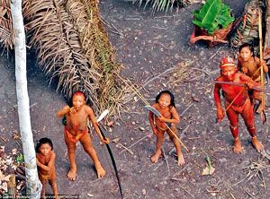 Lost tribe: Bow and arrow at the ready, | People 2 See | Pinterest ...