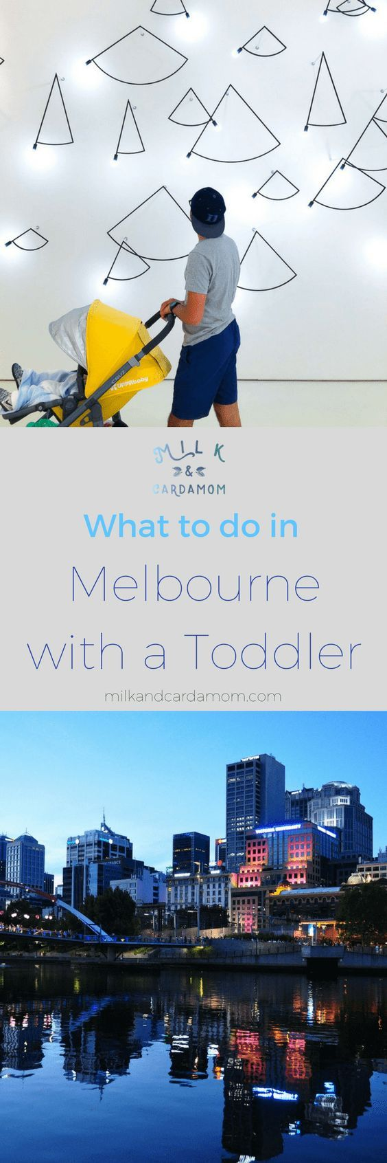 Travelling to Melbourne? Here is what you should do in Melbourne with your toddler! #travel #familytravel #melbourne #wanderlust #toddler #toddlertravel