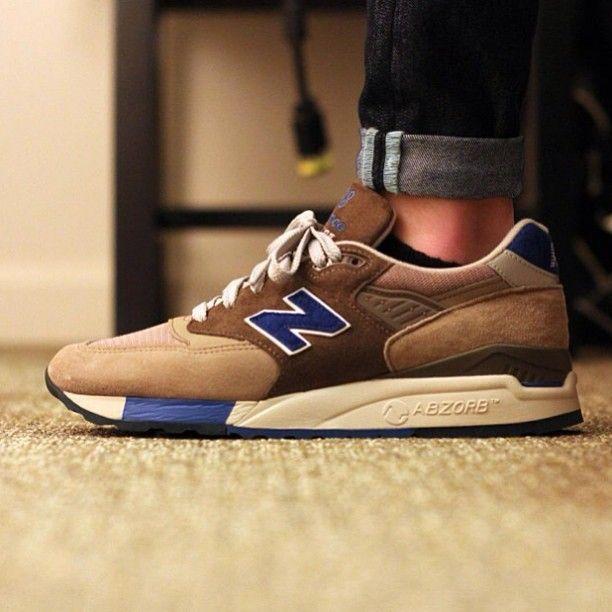new balance uomo 998