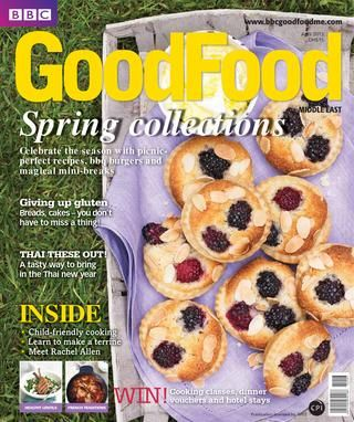 Bbc good food middle east magazine everyday dishes food and bbc good food middle east magazine forumfinder Images