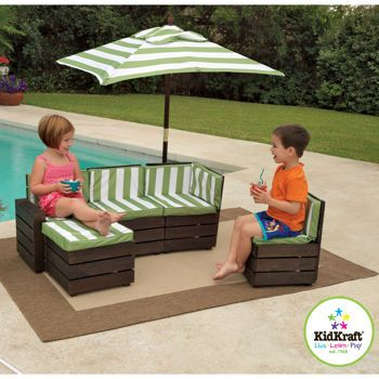 Fine Costco Kidkraft Backyard Youth Sectional Kids Outdoor Bralicious Painted Fabric Chair Ideas Braliciousco