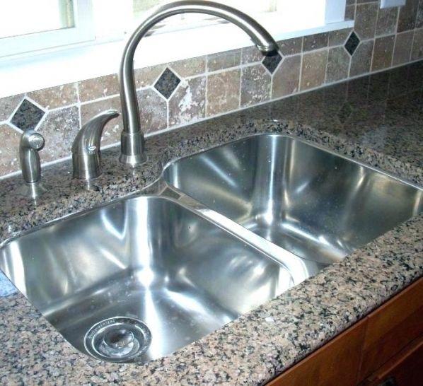 Kitchen Sink Odor Cause Under Bathroom Sinks Sink Faucet