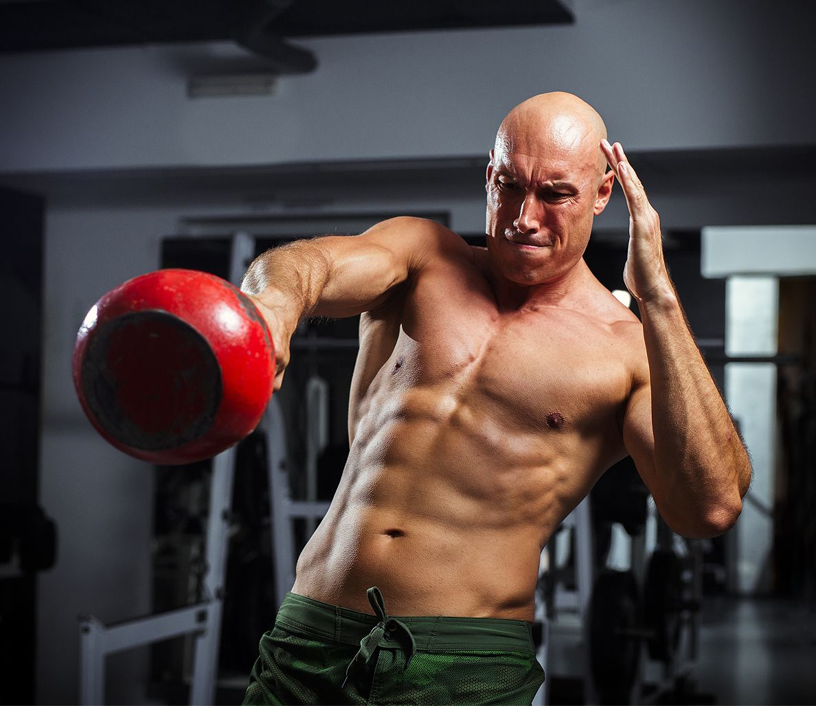 Kettlebell Training Benefits: 8 Kettlebell Workouts To Build Total-Body Strength