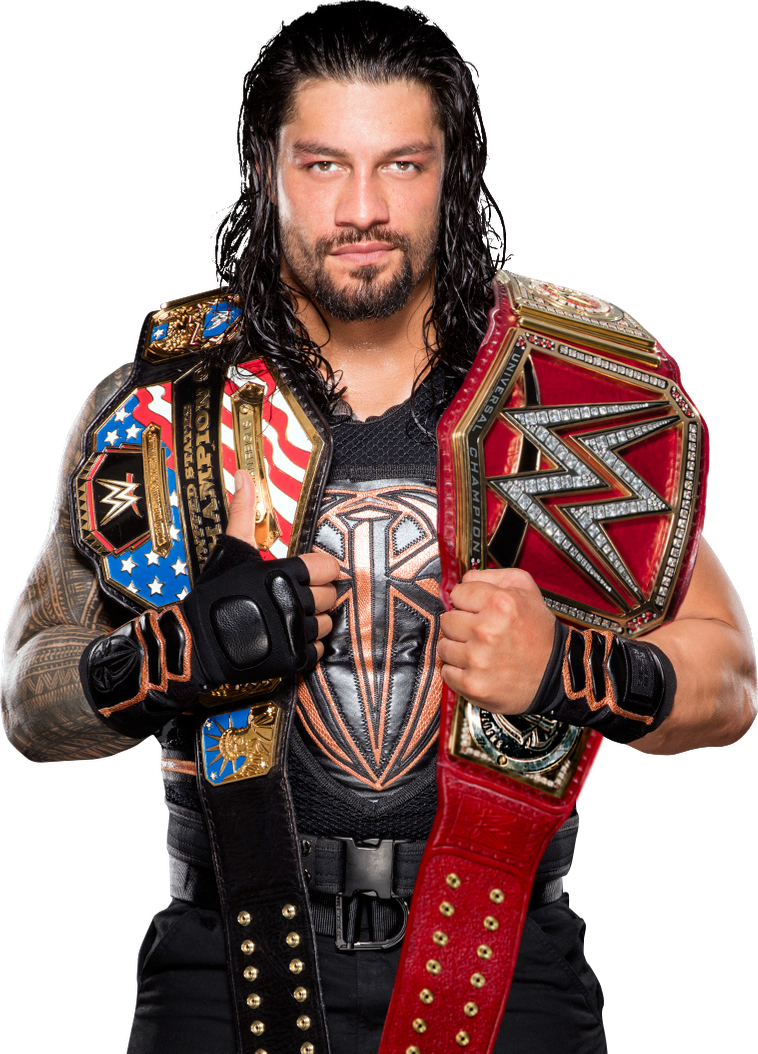 Roman Reigns Wwe U S And Universal Champion By Badluckshinska On Deviantart Roman Reigns Wwe Superstar Roman Reigns Wrestling Birthday Parties