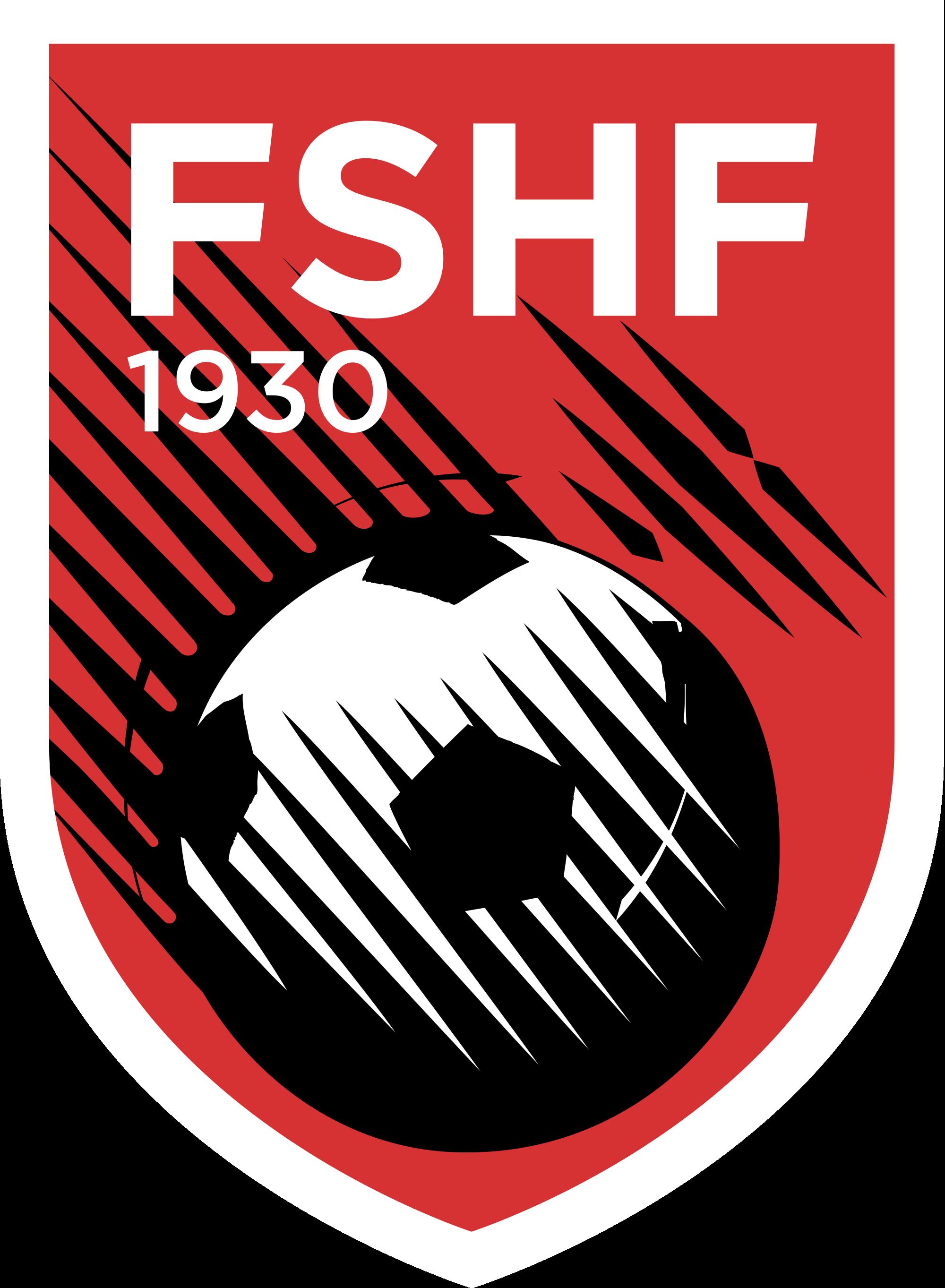 Albania Equipo de fútbol, Logos de futbol, Escudo