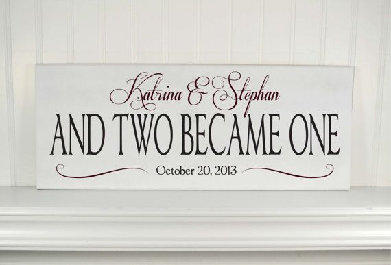Wedding Date Picture Gift: Personalized Wedding Gift For Couples