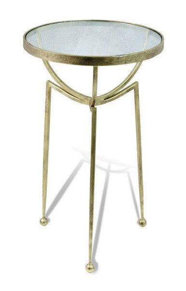 Gemma Side Table Design By Interlude Home Dining Table Chairs