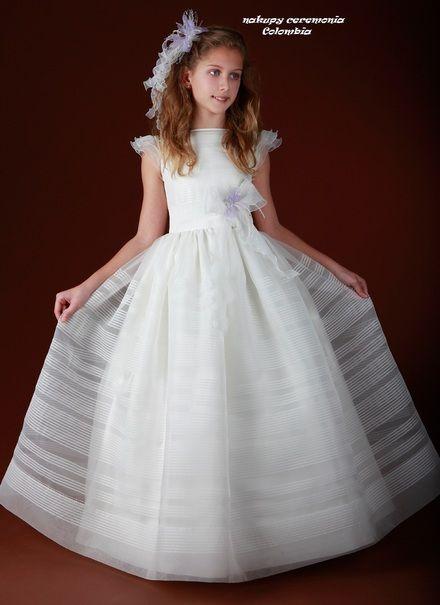 Vestidos primera comunion nina mexico