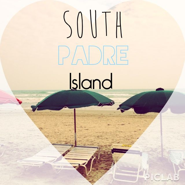 South padre island...cant wait for spring break 2o14! ♥
