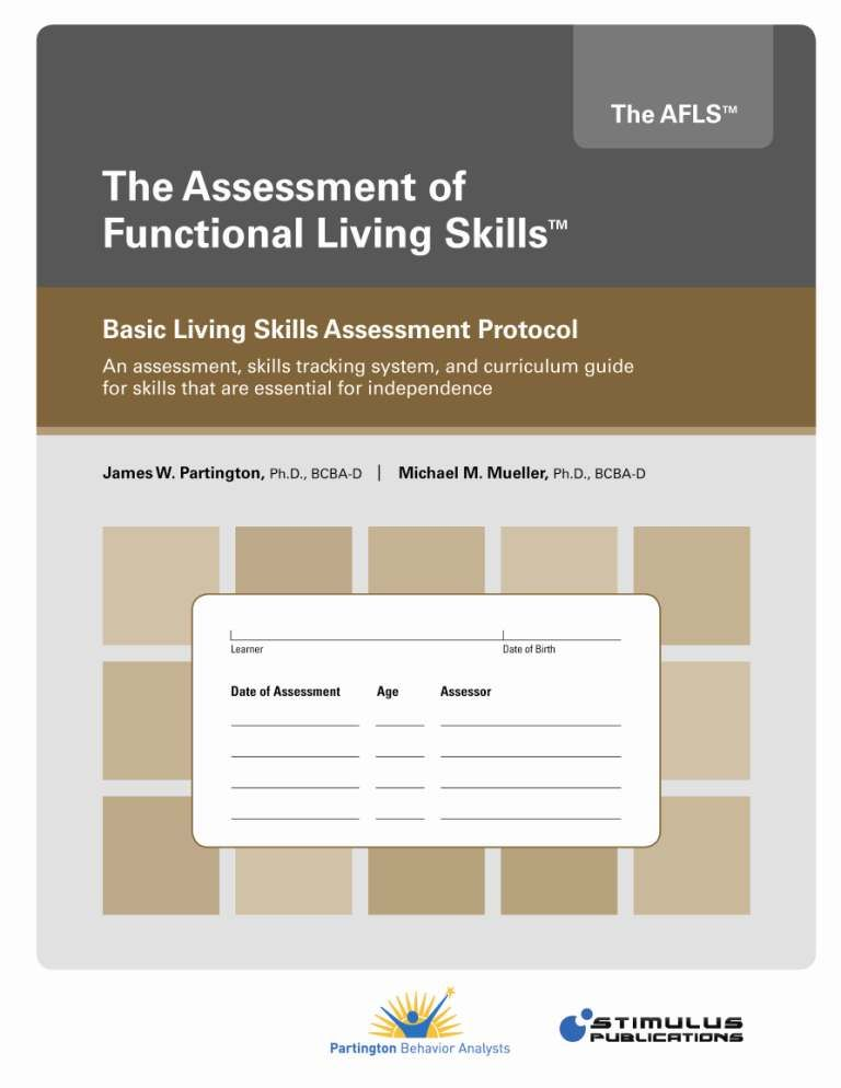 Functional Skills for People On The Autism Spectrum - AutismBeacon