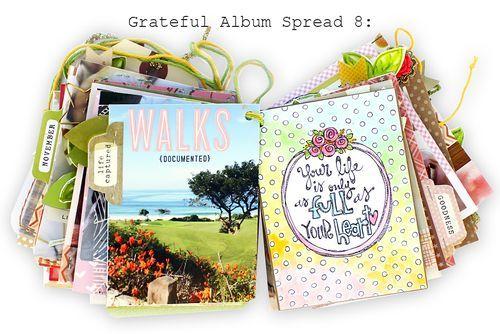 Grateful Album Spread Eight