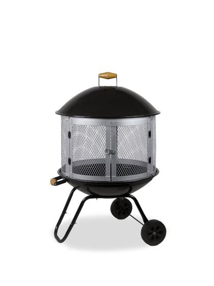 Awesome 28 Inch Bon Fire Patio Fireplace By Fire Sense At Gilt