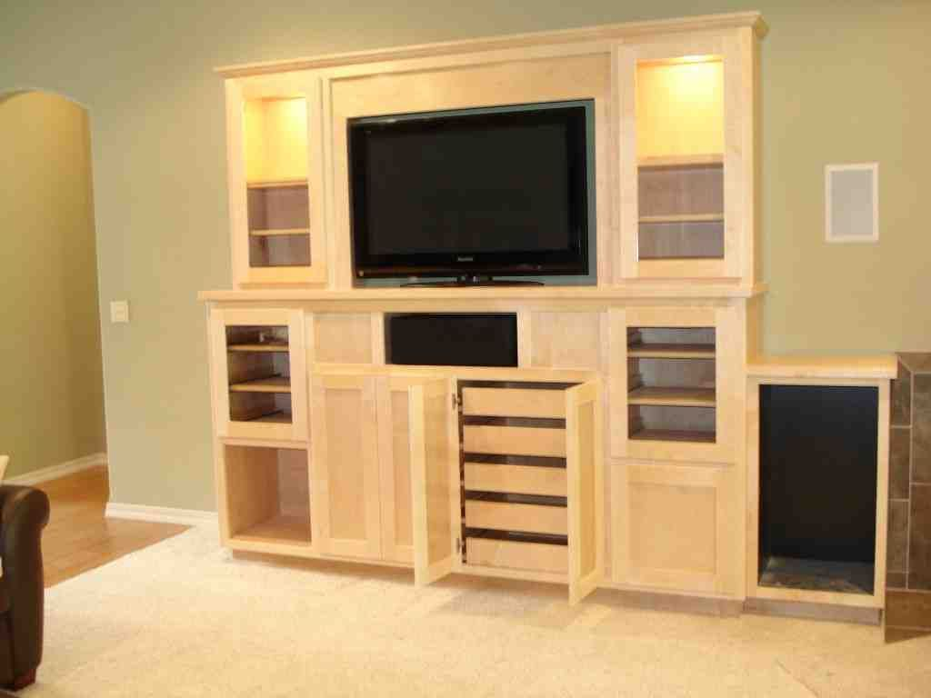 Entertainment Cabinets For Flat Screen TV