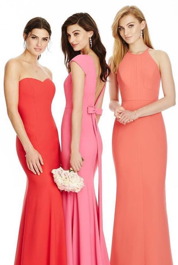 The Secrets Of Successful Mismatched Bridesmaids + a Giveaway | Alta ...