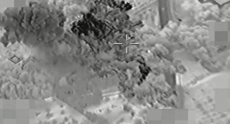 TSK: 53 IŞİD, 70 de YPG hedefi karadan ve havadan vuruldu