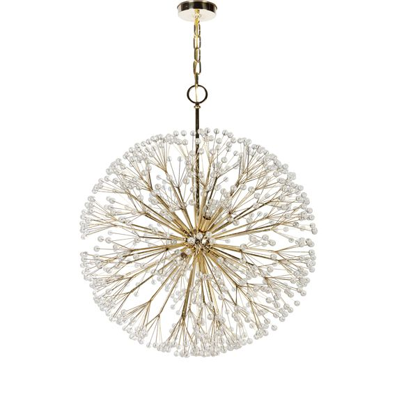 Remains-lighting-dandelion-chandelier-lighting-ceiling-brass-plated-brass-metal