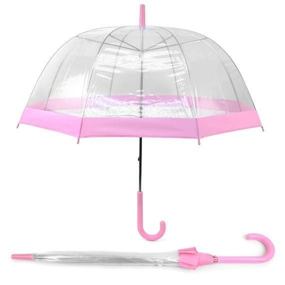 See-Thru-Bubble Wind-Resistant Premium Clear Umbrella with Color Border #clearumbrella See-Thru-Bubble Wind-Resistant Premium Clear Umbrella with Color Border #clearumbrella See-Thru-Bubble Wind-Resistant Premium Clear Umbrella with Color Border #clearumbrella See-Thru-Bubble Wind-Resistant Premium Clear Umbrella with Color Border #clearumbrella