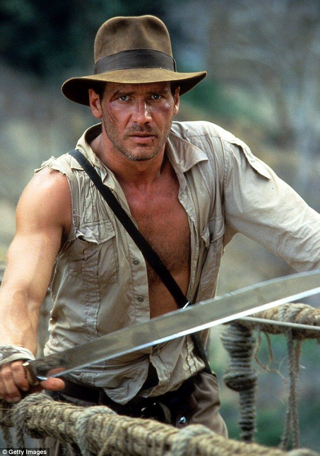 3540d848235 Hold on to your hat! Harrison Ford will not be replaced as Indiana Jones  even if there s a.