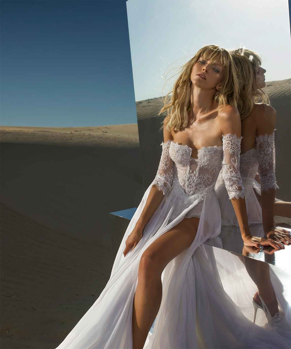 Pnina Tornai 2019 Wedding Dresses: Design: Fragile Collection By Pnina Tornai With