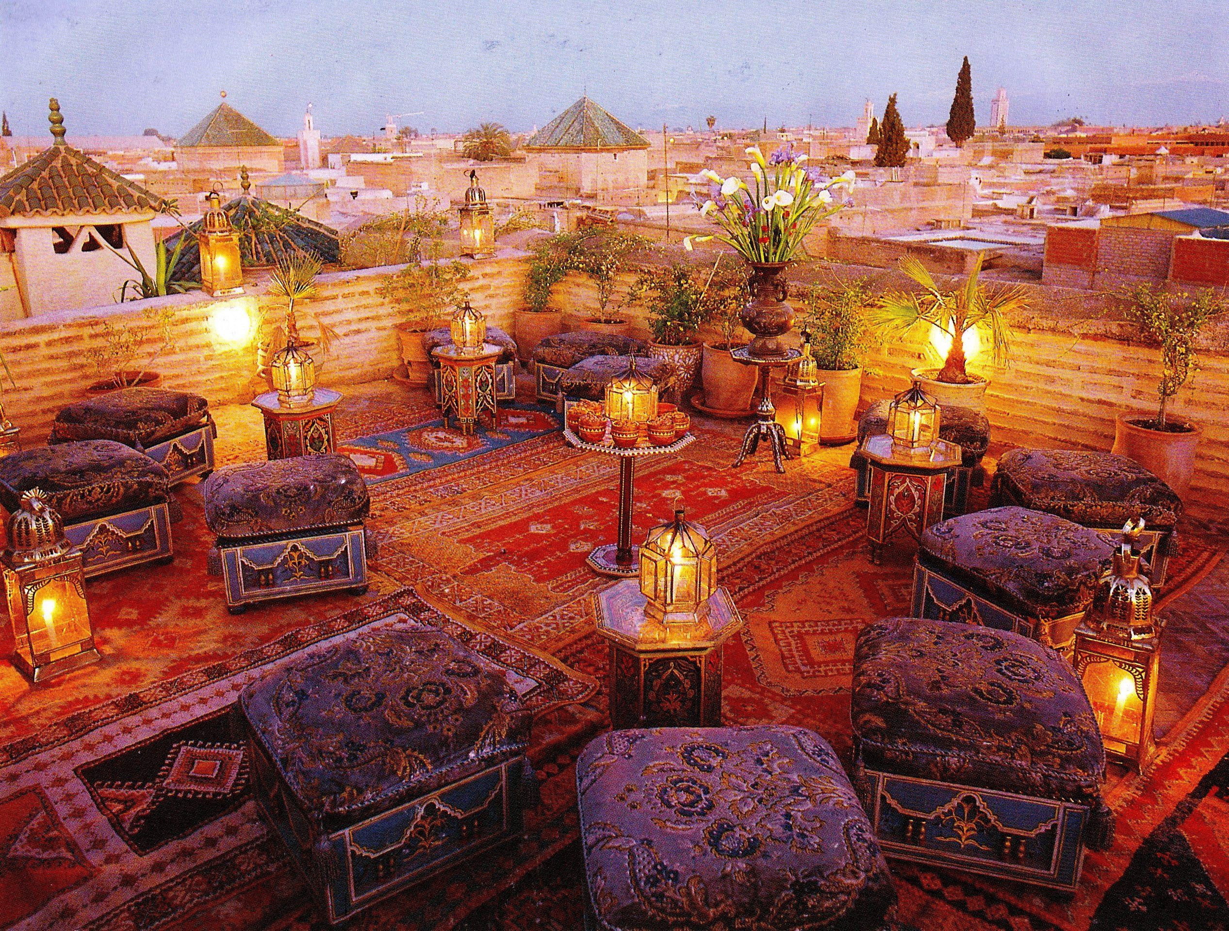 20 Amazingly Cheap Places You Should Travel To In 2020 Morocco Marrakech Terrace