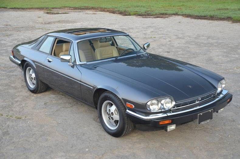 1987 Jaguar Xjs 15 000 Miles 22 500 August 2018 Jaguar Jaguar Car Cool Cars