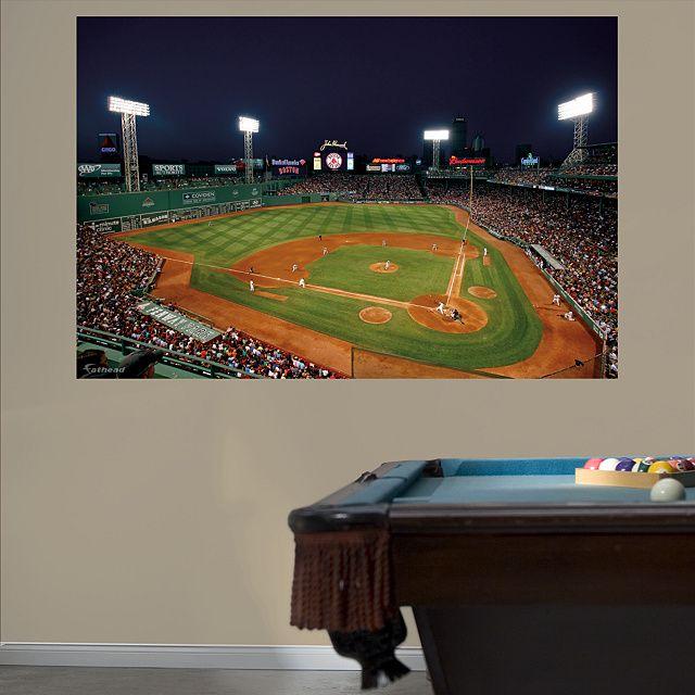 Boston Red Sox Wall Decor from i.pinimg.com
