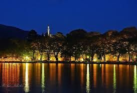 ioannina by night #ioannina-grecce ioannina by night #ioannina-grecce