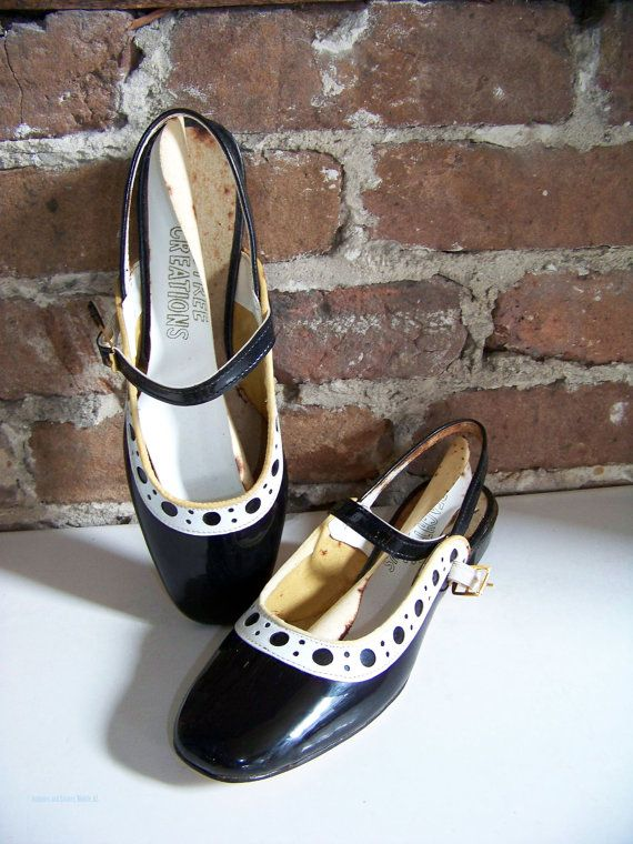 Stylish Mid-Century Mod Shoes, New Old Stock from the 1950s!