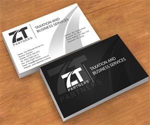 Business Card Design 3200277 Submitted To