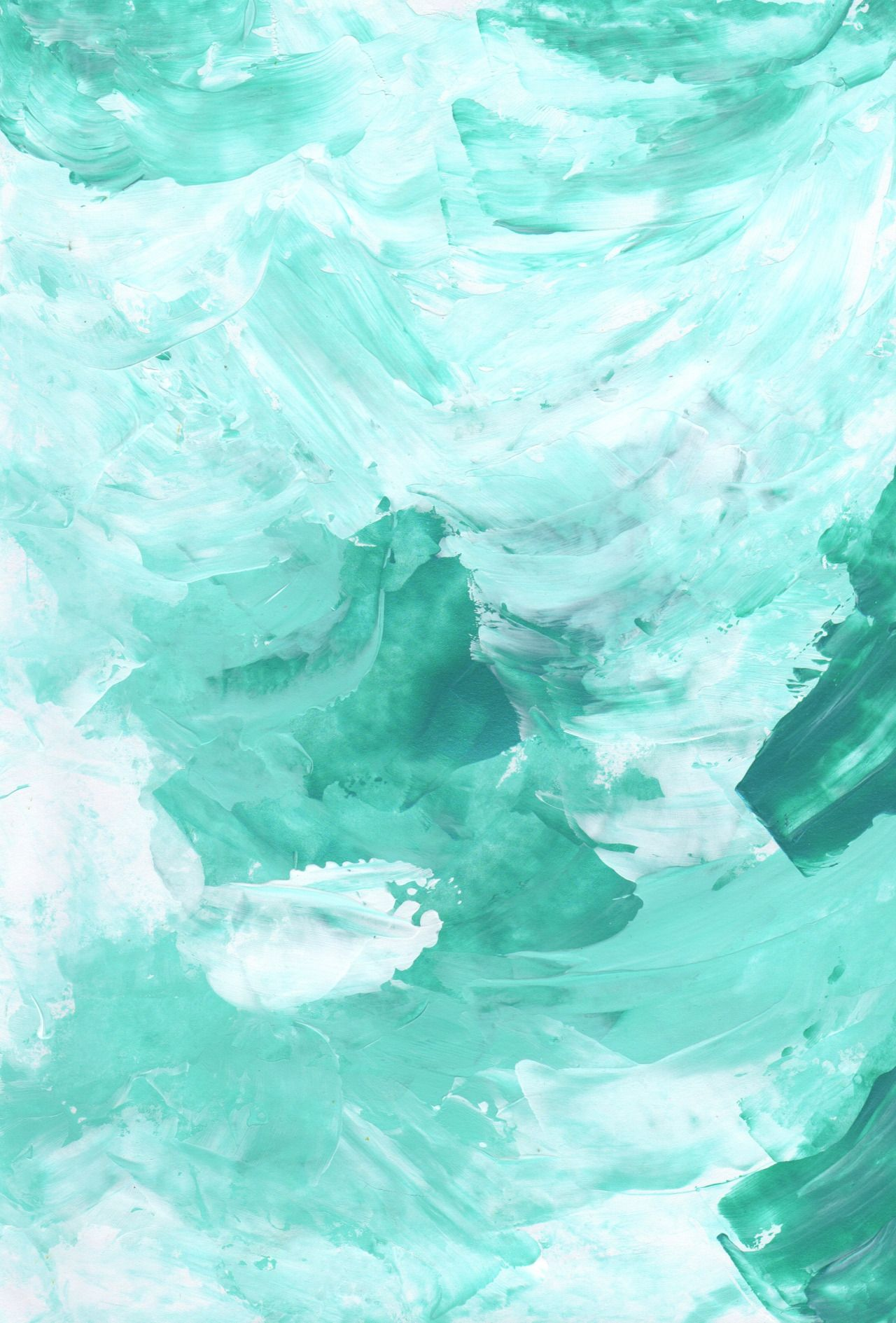 Cecilie Karoline Mint green wallpaper iphone, Turquoise