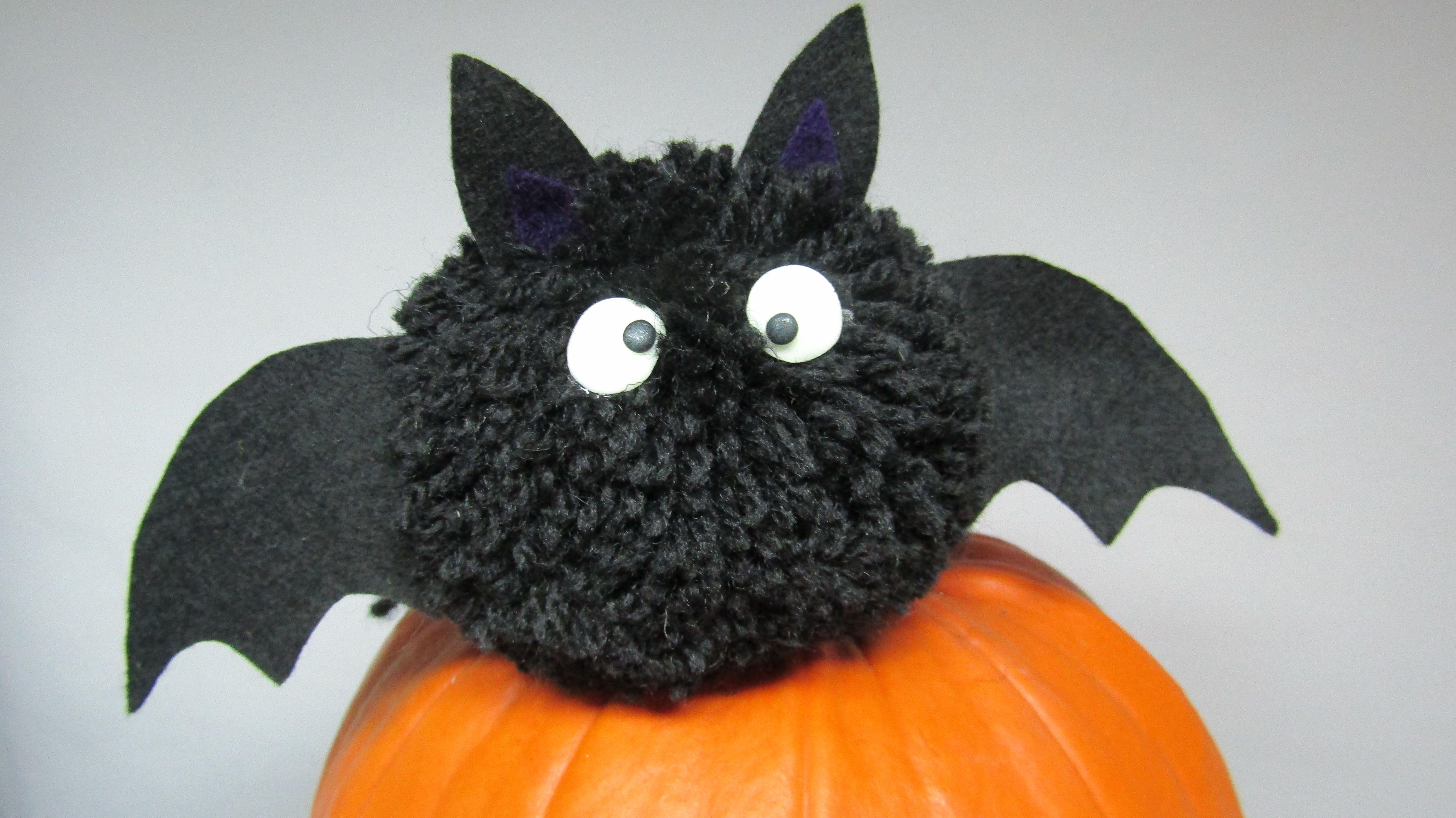 41++ Pom pom crafts for halloween ideas in 2021