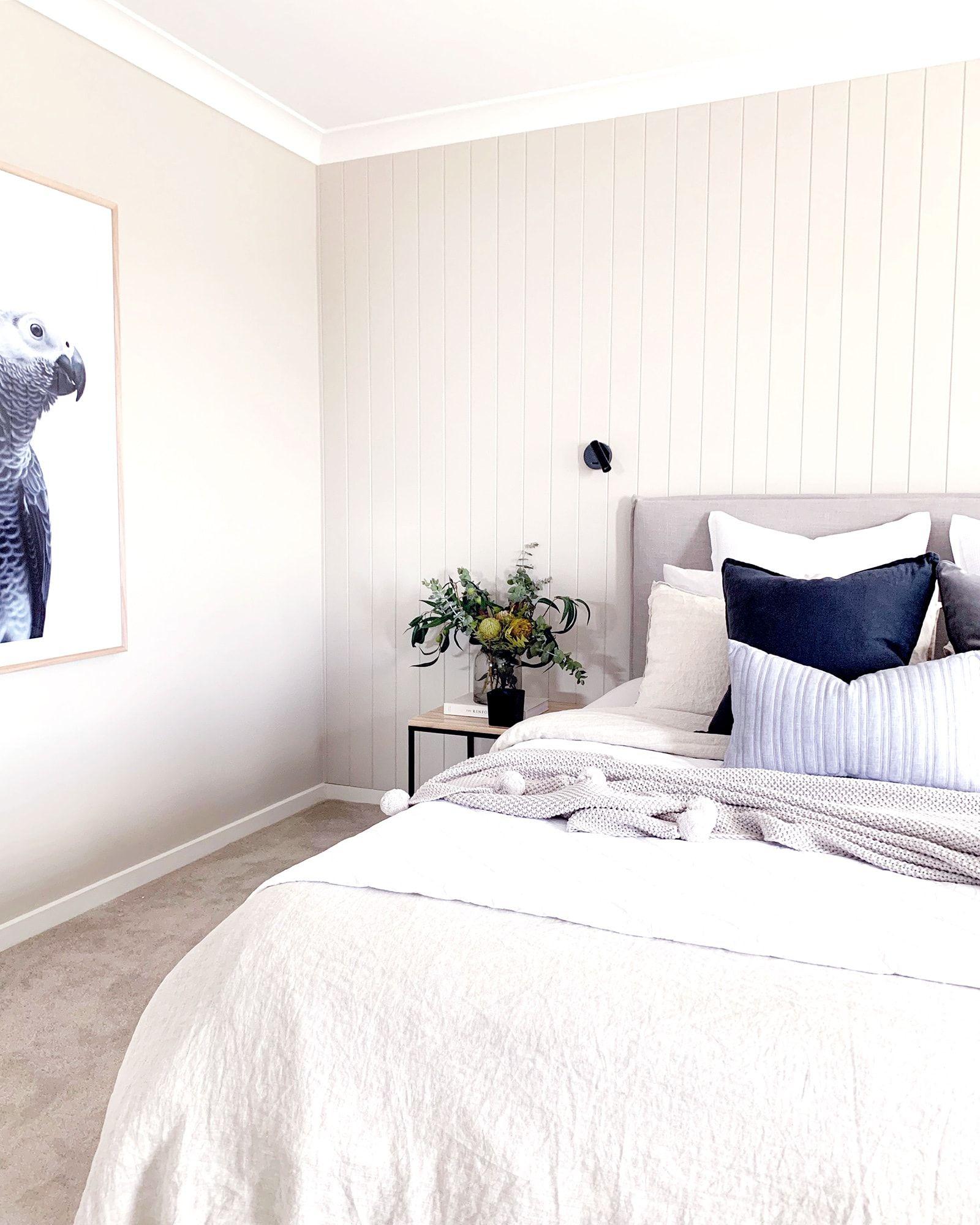 Black Marble Bedroom Set
