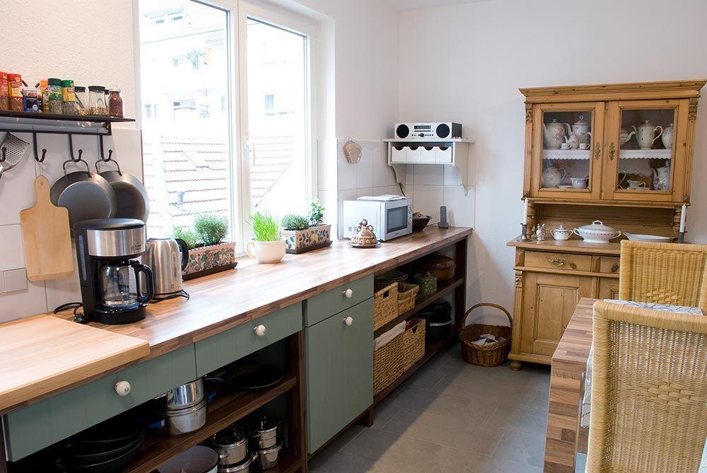 Küche im Vintage Style | Küche | Küche, Vintage und Home design