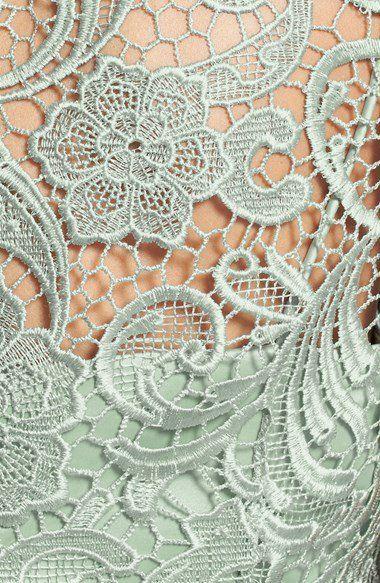 Adrianna Papell Lace Sheath Dress (Regular & Petite) | Nordstrom